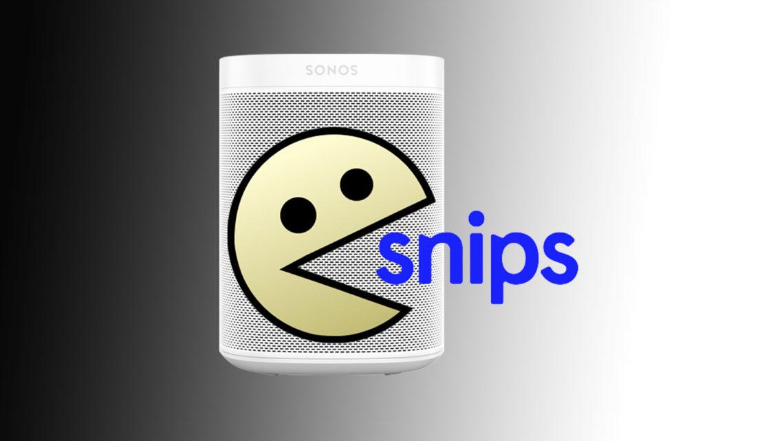 Rachat de Snips par Sonos : bonne ou mauvaise nouvelle ?